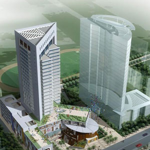 杨浦科技创业中心